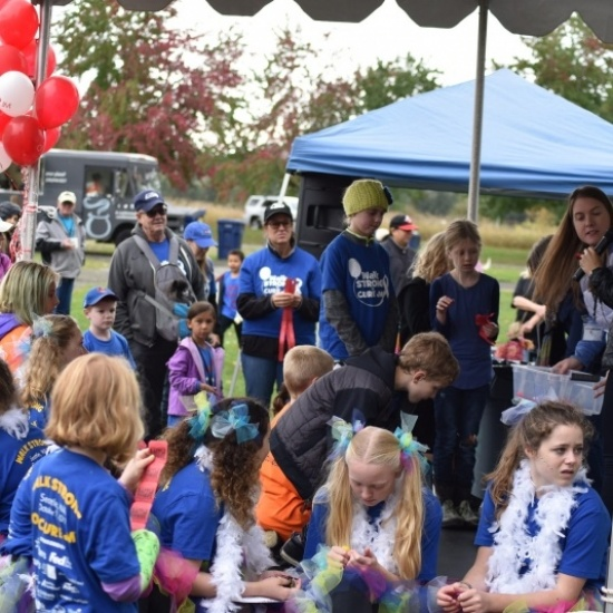 Walk Strong to Cure JM - Seattle 2018 Photo