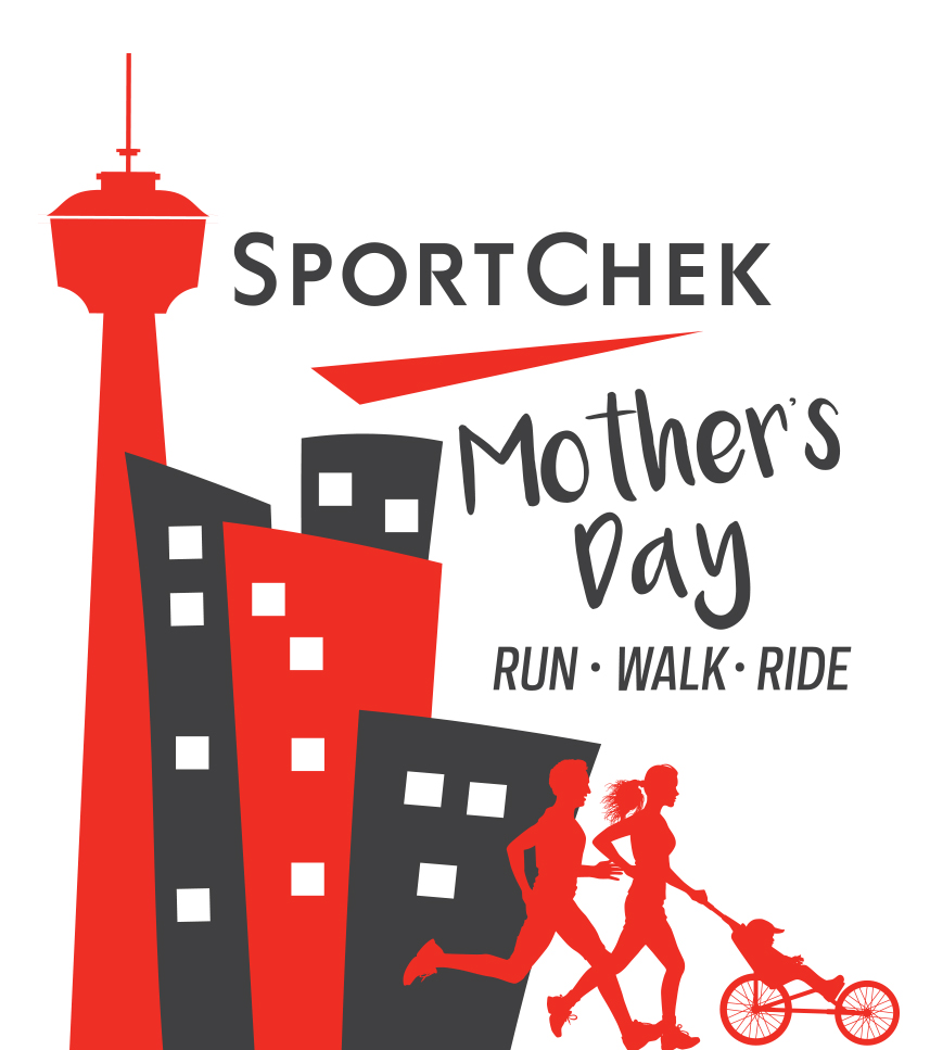 Sport Chek Mother's Day Run, Walk & Ride 2018 Photo