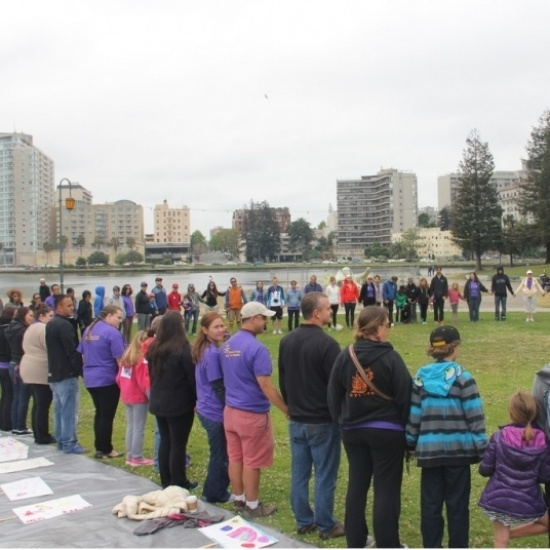 9th Annual Walk to Remember Photo