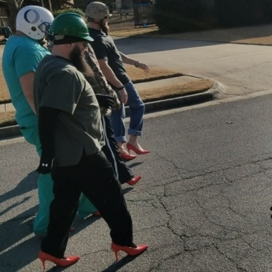 SAFE-NOW's Walk a Mile in Her Shoes - Bartlesville, OK 2018 Photo