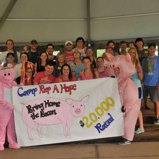 Bring Home the Bacon 2018 Photo