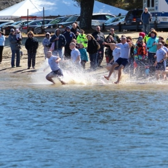 Ellington Crystal Lake Plunge Photo