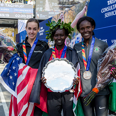2018 TCS NEW YORK CITY MARATHON Photo