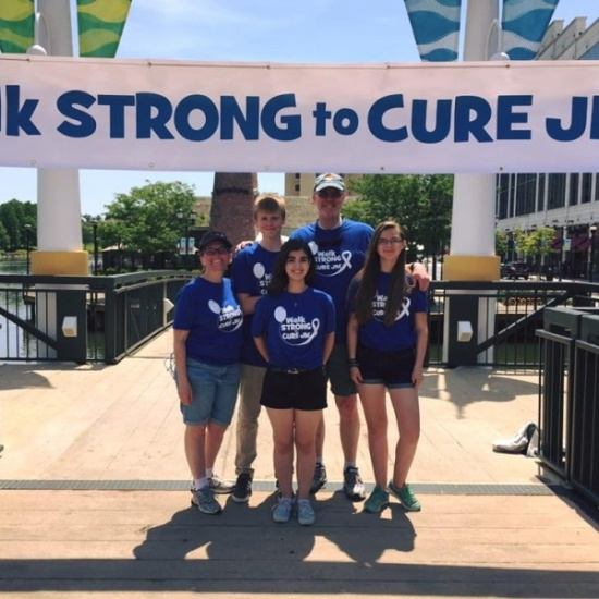 Walk Strong to Cure JM - Ohio/Pittsburgh Photo