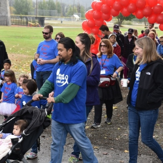 Walk Strong to Cure JM - Louisiana Photo