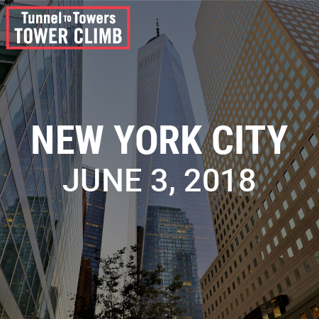 Tunnel to Towers Tower Climb NYC 2018 Photo