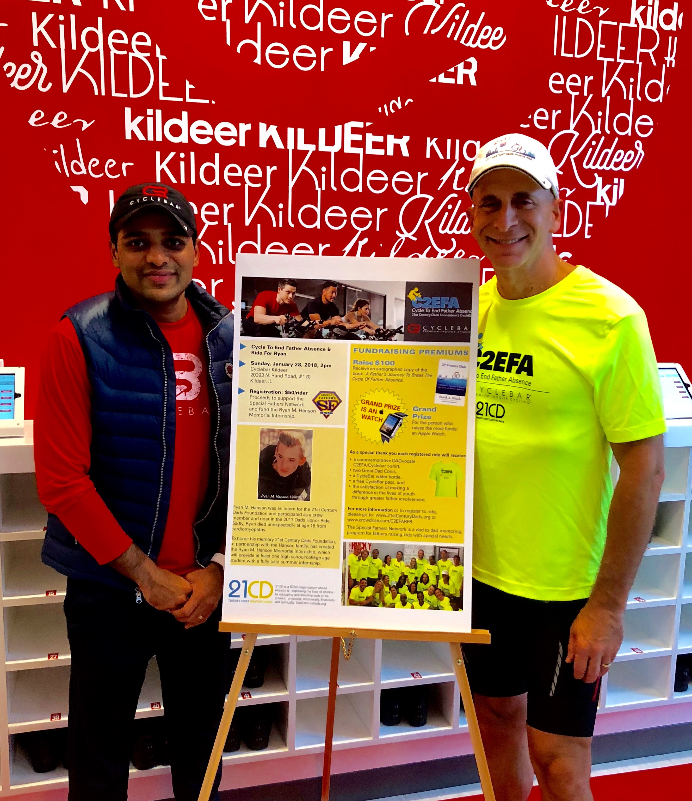 Cycle To End Father Absence Fargo - April 21, 2018 - 1pm Photo