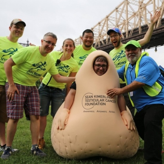 SKTCF 6th Annual Running of the Balls Photo