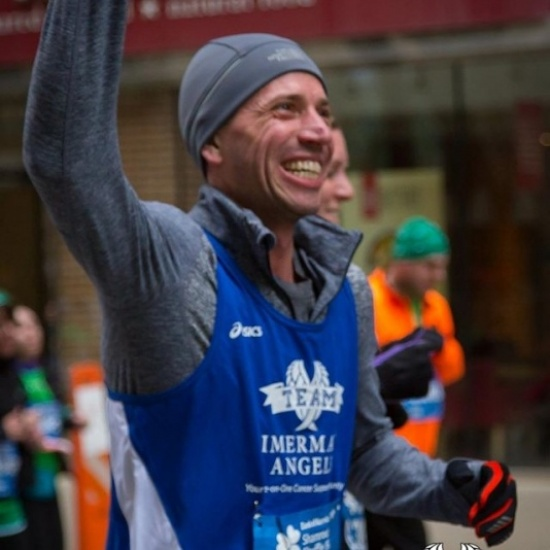 Team Imerman Angels: 2018 Bank of America Shamrock Shuffle 8K Photo