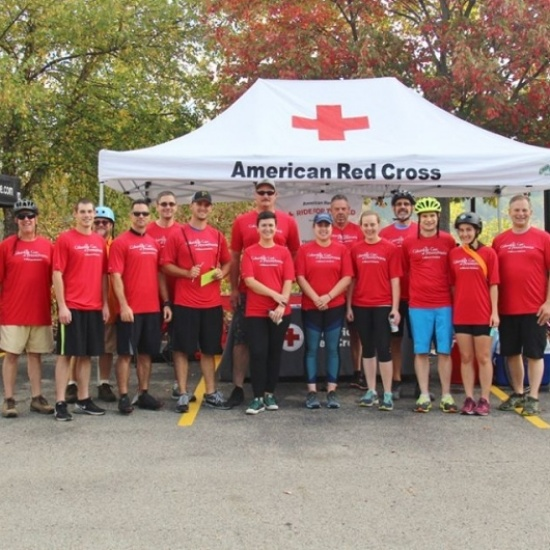 4th Annual Ride for the Red Photo