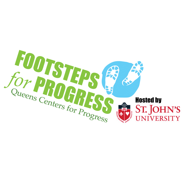 Footsteps for Progress Photo