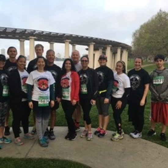 Team IFH 2018 - OAKLAND RUNNING FESTIVAL Photo