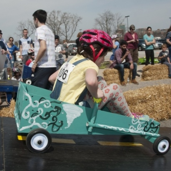 10th Annual Boxcar Derby for ALS Photo