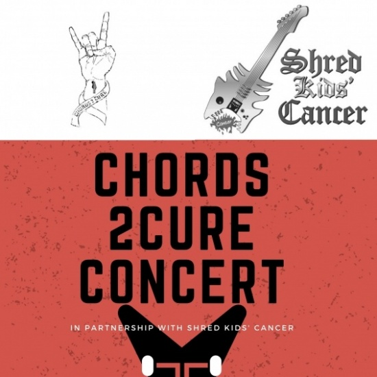 Chords2Cure in Partnership with Shred Kids' Cancer Photo