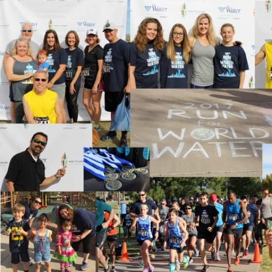 7th Annual Run For World Water 5K - Benefiting Water For People Photo
