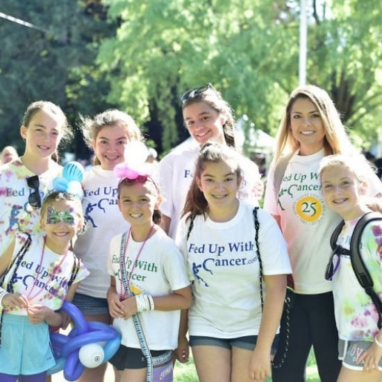 2018 North Shore Cancer WALK Photo