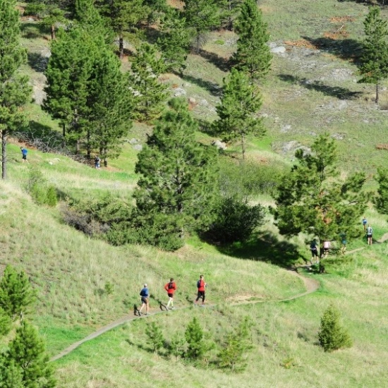 Don't Fence Me In Trail Run 2018 Photo
