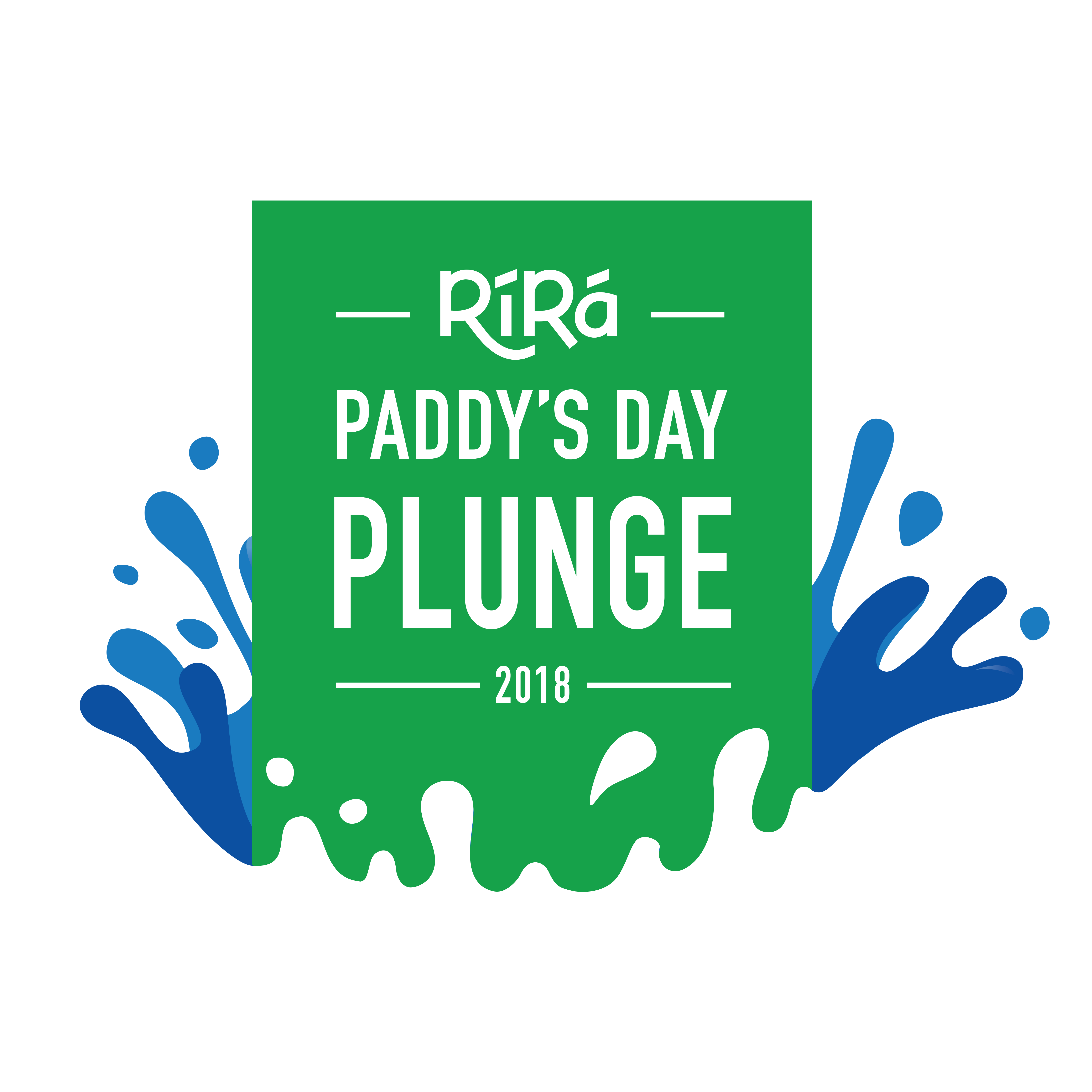 Rí Rá Paddy's Day Plunge 2018 Photo
