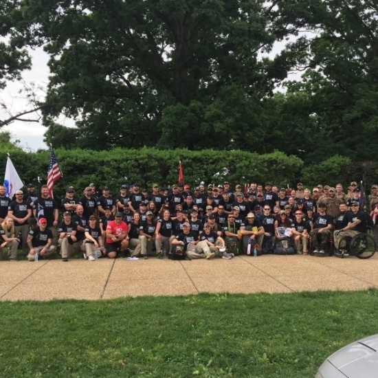 2018 Ruck to Remember Photo