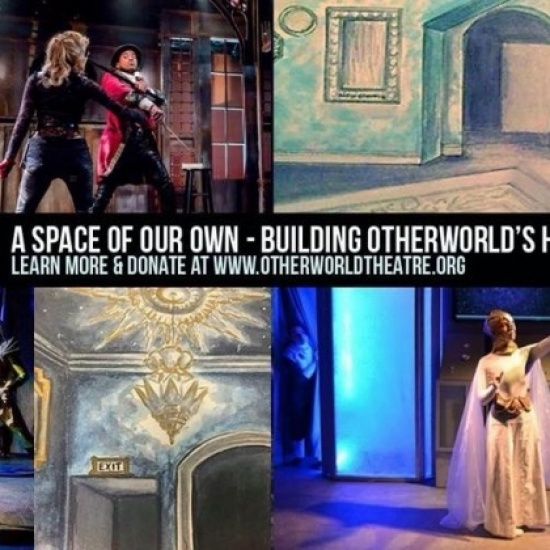 Otherworld's Campaign to Launch the World's First Sci-Fi/Fantasy Theater Space Photo