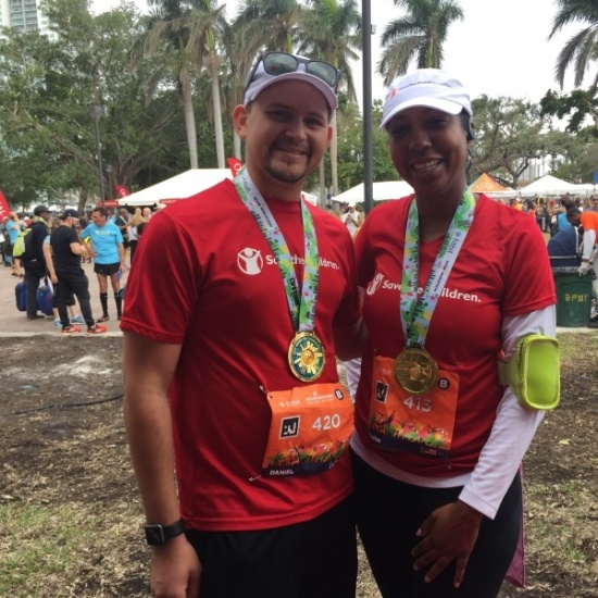 Miami Marathon & Half Marathon Photo