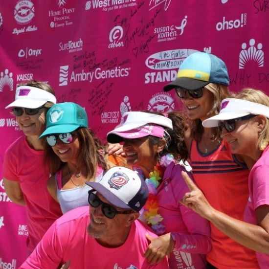 Newport Beach Standup for the Cure 2018 Photo
