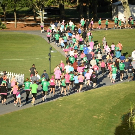 THE PLAYERS DONNA 5k Photo