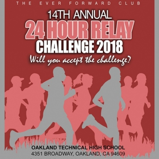 Ever Forward Club 24-Hour Relay Challenge 2018 Photo