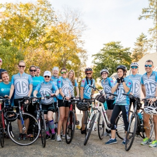 The Douglas Elliman Ride to Reinvent Photo