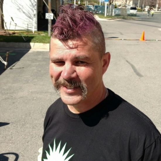 Mohawks for Munson 2018 Photo