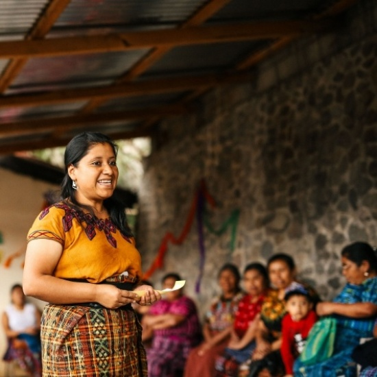 #WOMENFORWARD: Strengthening Communities through Women's Leadership Photo