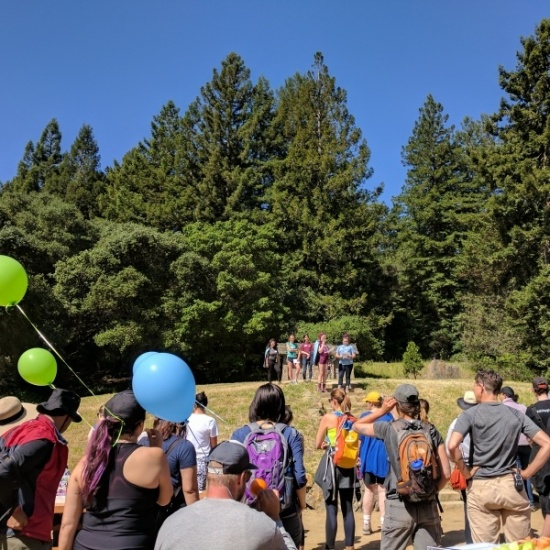 Hike for Girls 2018 Photo