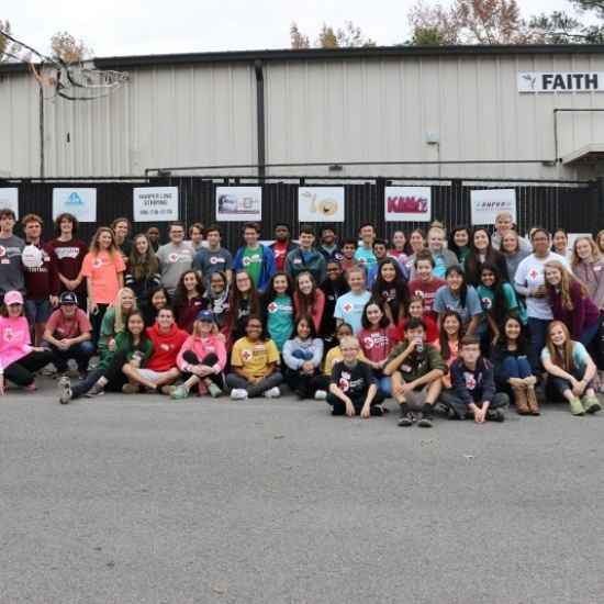 Heroes for Relief - The American Red Cross 2018 - Youth Board Photo