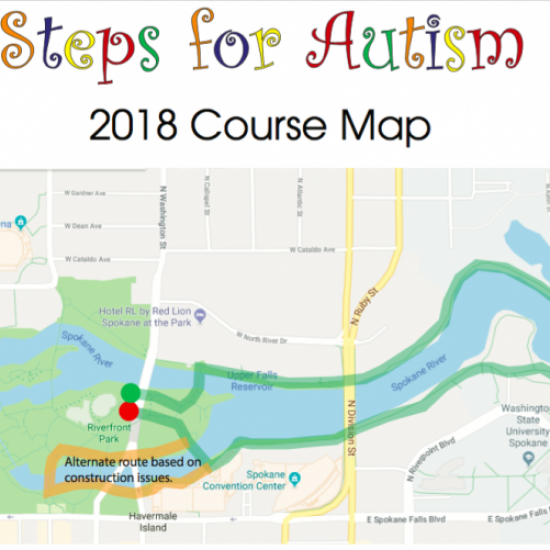 Steps for Autism Photo