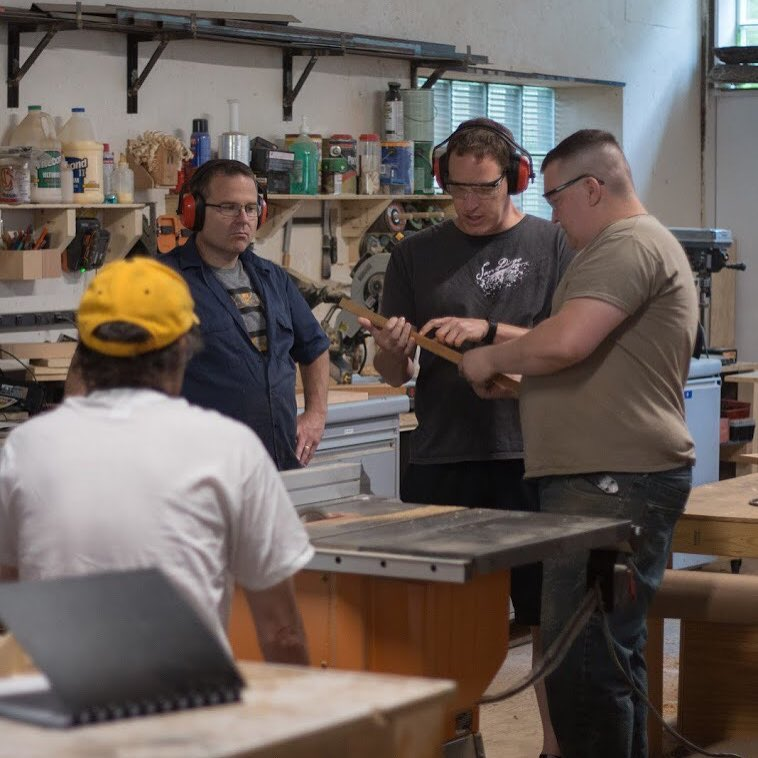 Making Makers - Apprenticeships, Classes and Community Outreach Photo
