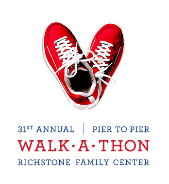 Richstone Family Center 31st Annual Pier to Pier Walkathon Photo