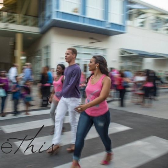 2018 CICC Walk in Her Shoes Photo