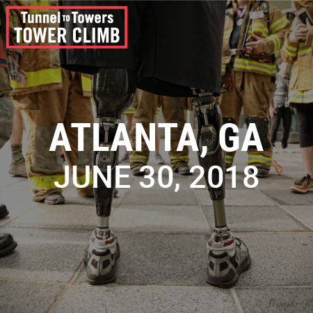Tunnel to Towers Tower Climb Atlanta 2018 Photo