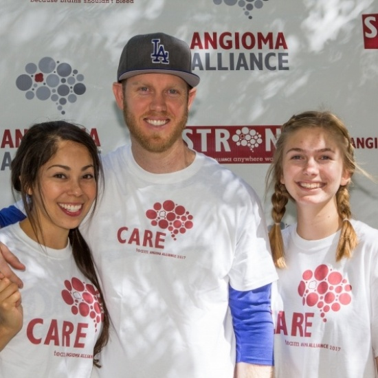 2nd Annual Angioma Alliance Walk Honoring Florence Joyner Photo