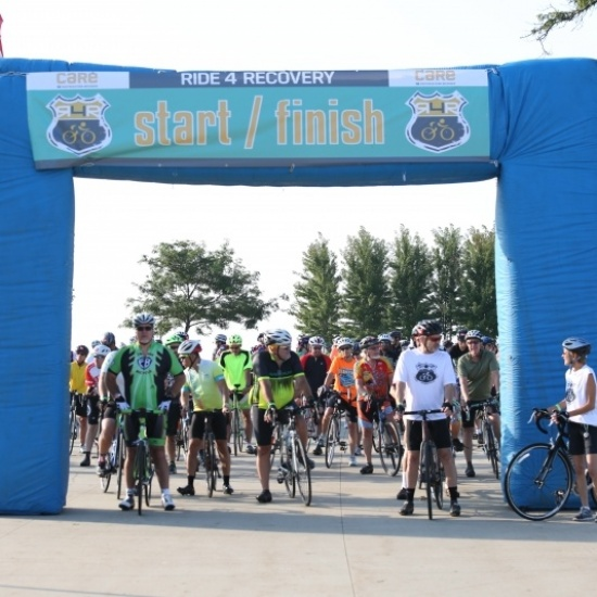 CARE of Southeastern Michigan 6th Annual Ride 4 Recovery Photo