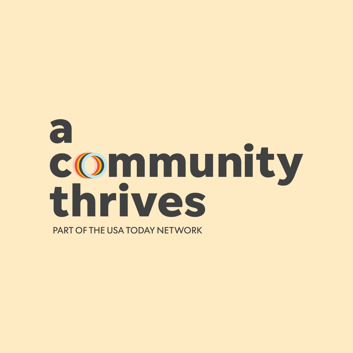 A Community Thrives Photo