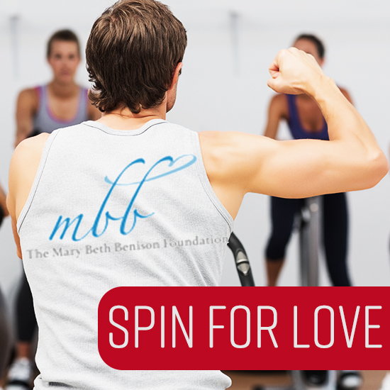 Spin For Love Spin-A-Thon Photo