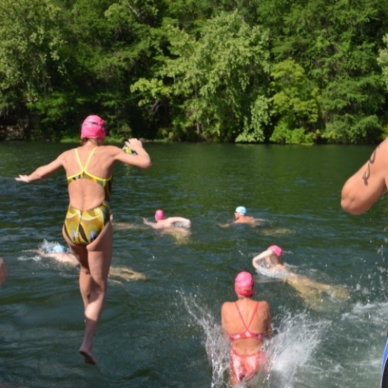 Cap 2k Open Water Race Fundraiser Photo