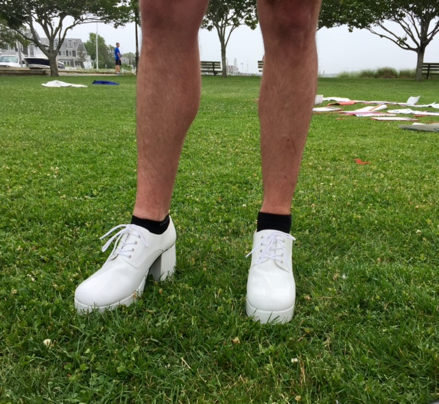 Walk a Mile in Her Shoes Nantucket 2018 Photo
