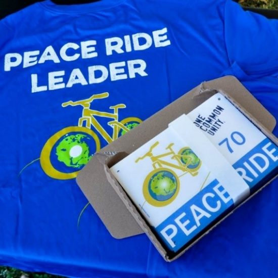 One Common Unity Peace Ride 2018 Photo