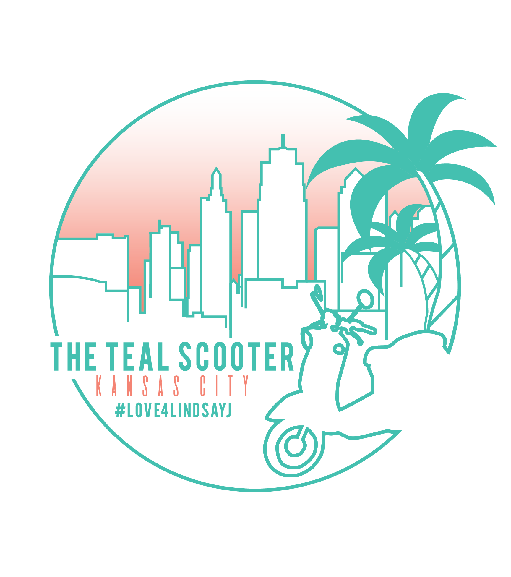 The Teal Scooter 2018 Photo