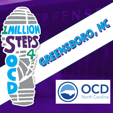 Greensboro, NC OCD Walk Photo