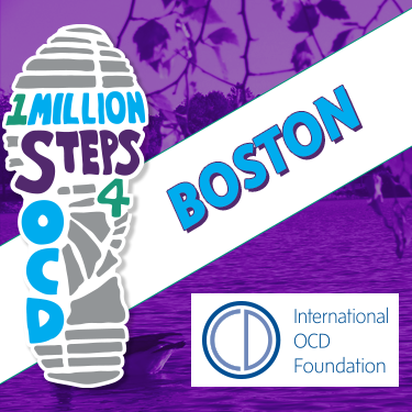 Boston 1 Million Steps 4 OCD Walk Photo