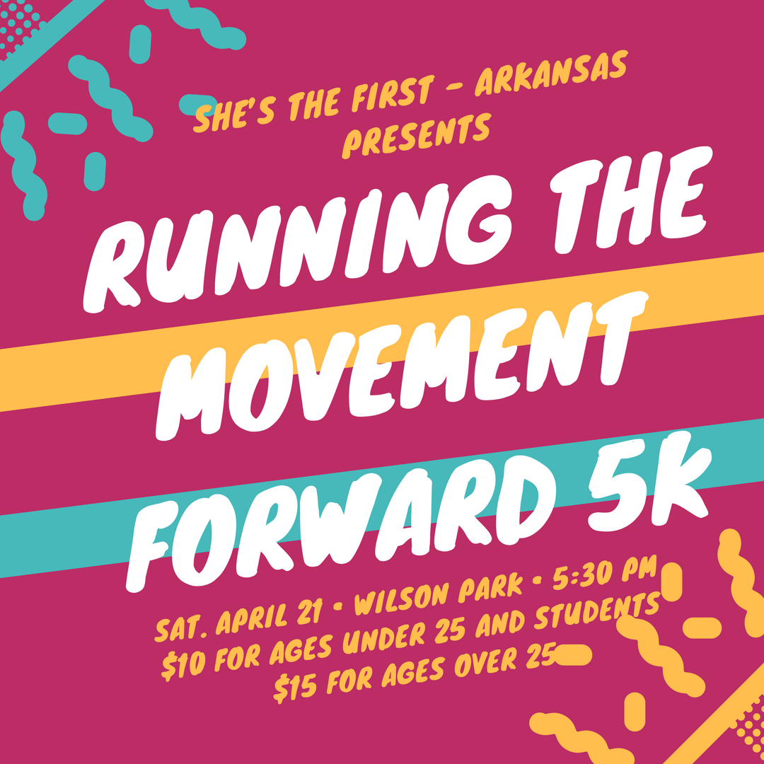 Running the Movement Forward 5K with She's the First Photo