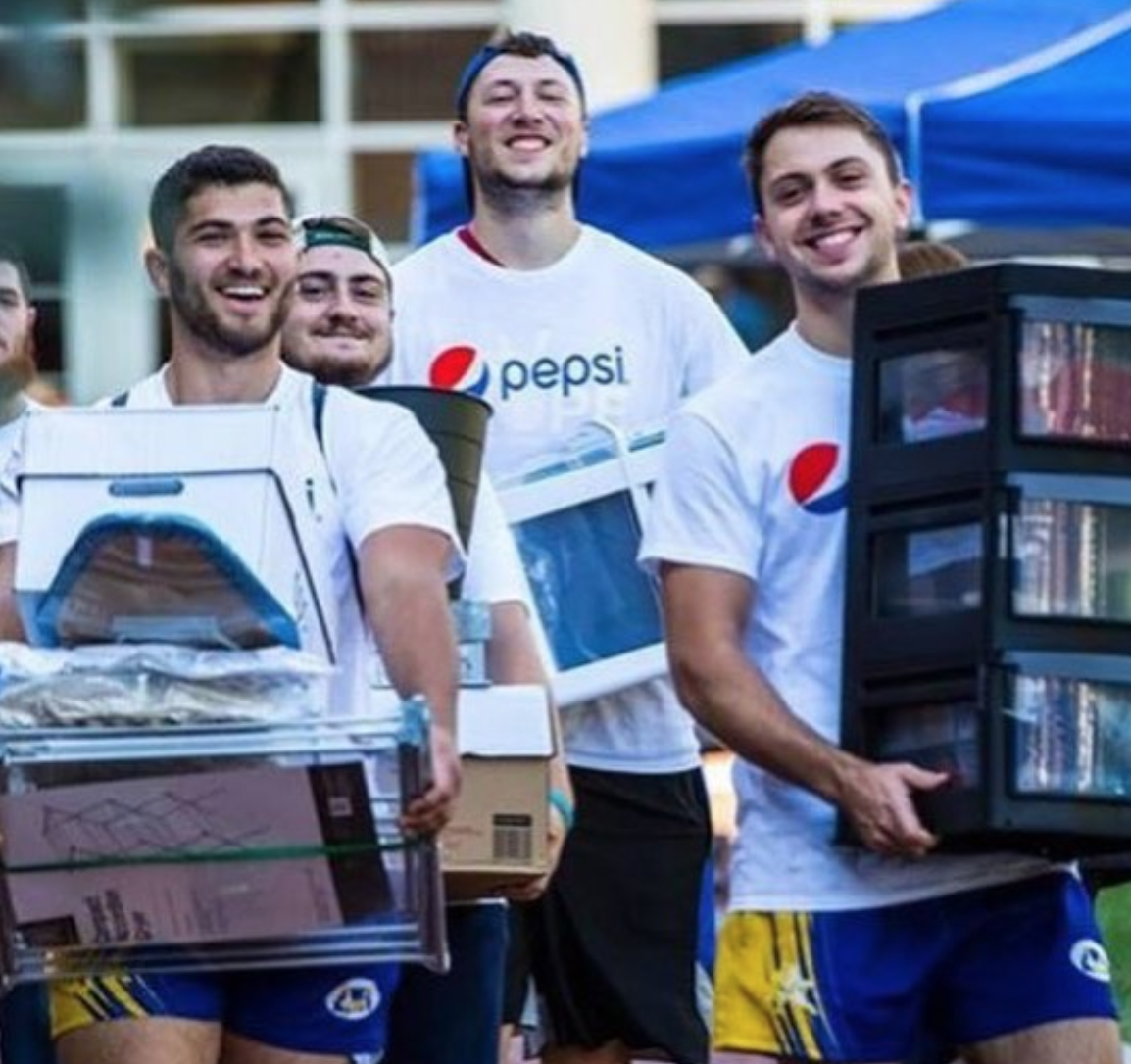 Uprights for JWU Rugby Photo
